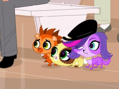 Littlest Pet Shop - Those are the girl-boys!