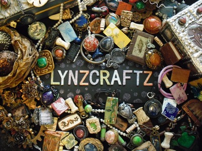 LynzCraftz Polymer Clay Jewelry, Tutorials & Mixed Media