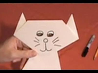 Make a Paper Cat