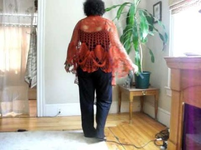 Part 1 - How To Wear Shawls Without Looking Like A Grandma!