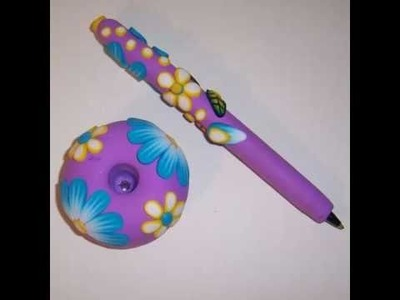 Polymer Clay Designer Pen Sets & Decorative Pens