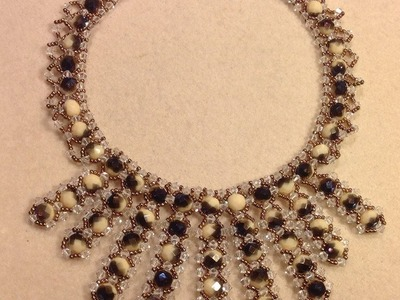 Prom Night Necklace Tutorial