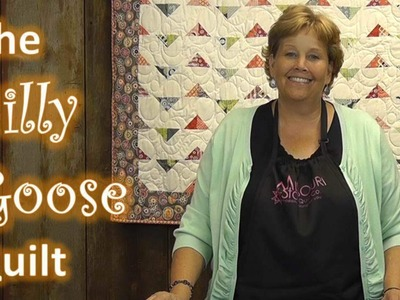 The Silly Goose Quilt Tutorial