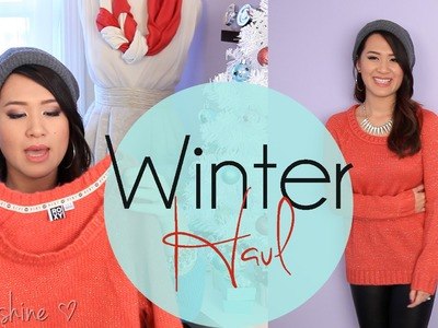 Winter Haul  Printed Scarves, Basic Sweaters ZARA TARGET PACSUN