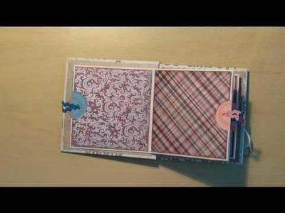Accordion Envelope Mini Album - June 2010