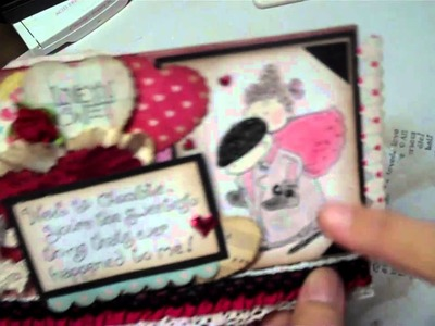 BEAN AND A VALENTINE RECIPE CARD SWAP AT YPP ~ YUMMY!