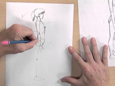 Chris Hart Art School: How to Draw People