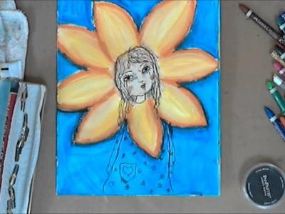 Creative Art Journaling - Growth