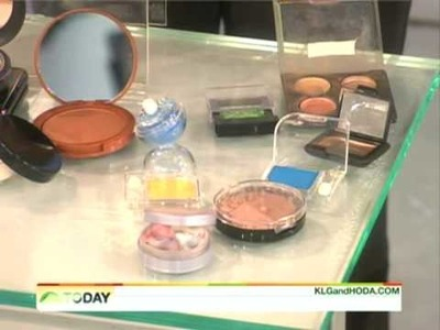 Eve Pearl on Today Show - Clear Out Your Make-Up Bag!!