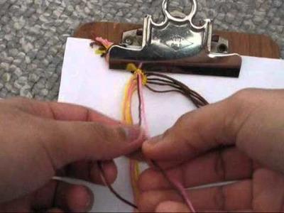 Friendship Bracelet:Tube Bracelet