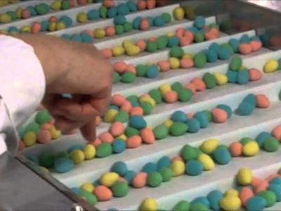 How Cadbury Creme Eggs and Mini Eggs are made