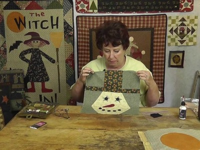 How to Applique Circles with Jan Patek