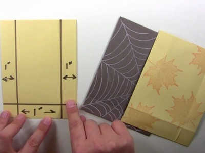 Make a Gift Bag from an Envelope