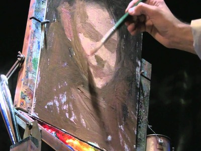 Portrait Painting Duo with Scott Burdick and Daniel Gerhartz
