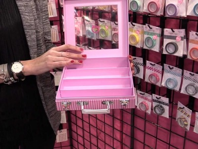 Queen and Co  - Trendy Tape Box -  CHA 2015