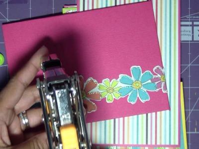 Very Simple Envelope Mini Album, Part 4