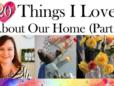 20 Little Things I Love About Our Home (Apartment Edition, Part 1)