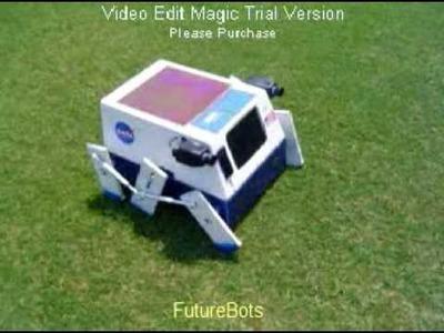 6 Legged Walking Robot from FutureBots.com