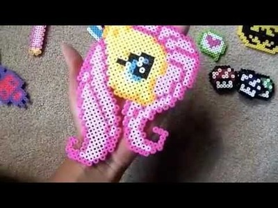 Craft Update #2: Perler Bead Creations