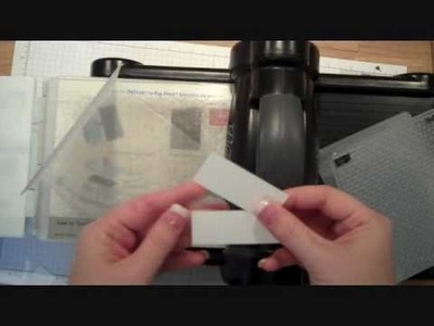How to Make a Cardstock Band-Aid
