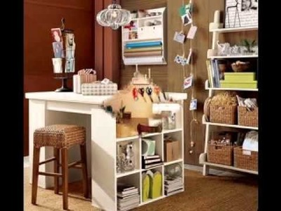 Small craft room ideas