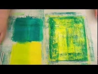 Ellen Vargo: Art Journal BG (Part1)