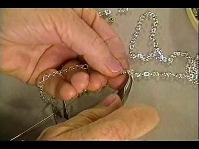 How To Make a Chain With Two Clasps - Kate Drew-Wilkinson