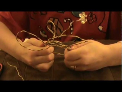 How to Make an Angel out of Wire