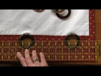 How to Sew Lined Curtains     National Sewing Circle