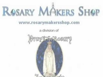 Learn How to Make a Rosary
