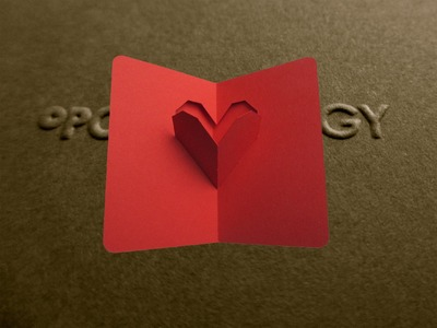 Mini Pop Up Valentine's Card Tutorial