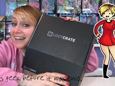Opening December Special Loot Crate   Marvel Awesomeness!