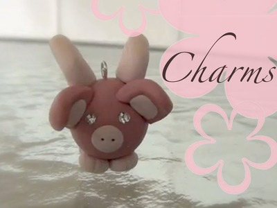 Polymer Clay: MeiIris' Flying Pig