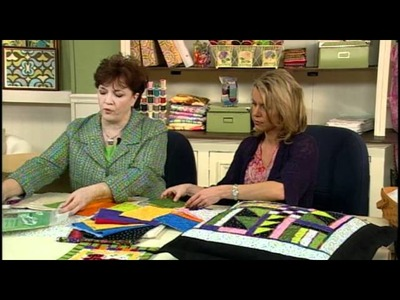 Quilting Arts TV Series 800 Episode 808