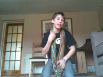 Scarf Magic Trick Revealed