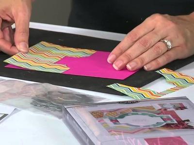 Stephanie Barnard Shares A Fun Flip It Card