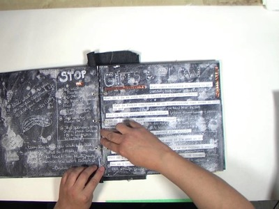 Types of Journals - Dark Side of Vintage - Week 1, part a