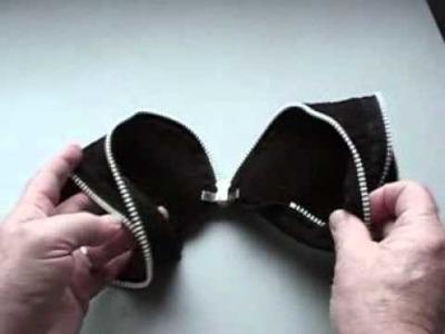 Unzipping a Klein bottle