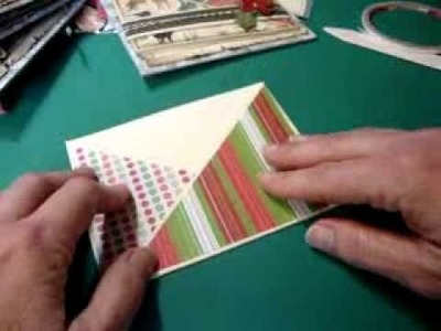 Criss Cross Card Tutorial