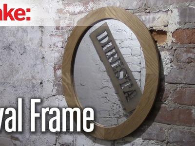 DiResta: Oval Frame and Mirror