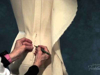 Draping an A-line Dress - Preview