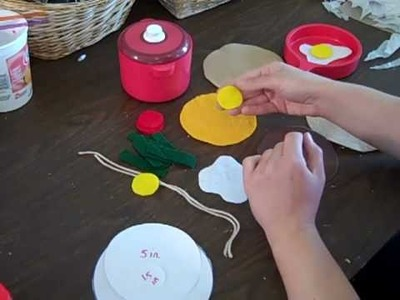 Easy-Peasy Felt Food with Bethany Kartchner
