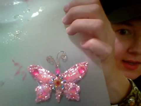 Glitter Butterflies Pt2: Reveal