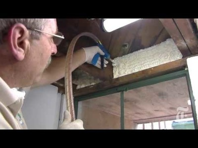 Home Green Home: Insulation and Air Sealing