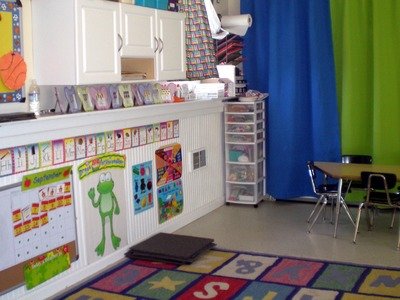 How to convert your garage into a Preschool or Daycare Room