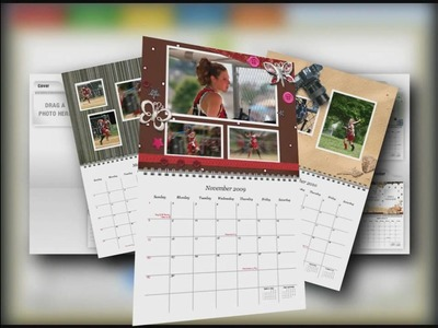 How to create a Custom Calendar with Ritzpix.com