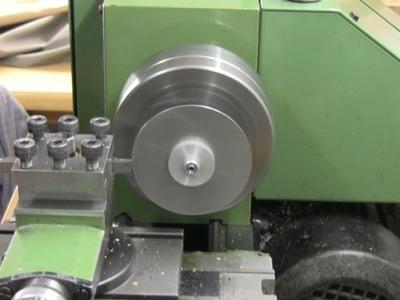 How To make a Compressor.Turbine blade
