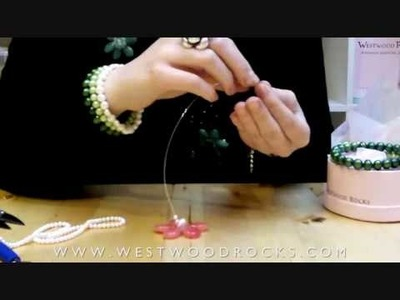 HOW TO MAKE A DAISY - WESTWOOD ROCKS - WORKSHOP CLIP #1