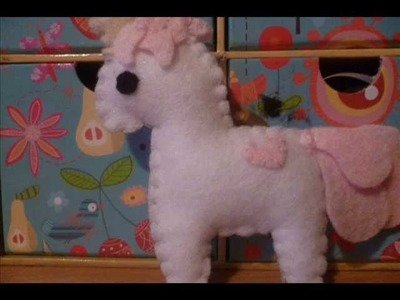 How to Make a Kawaii Unicorn Plushie (Plush Tutorial)