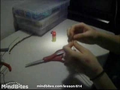 How To Make A Macrame (Hemp) Bracelet